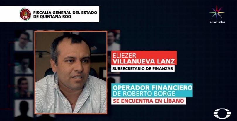 Eliezer Villanueva Lanz, investigado por la Fiscalía de Quintana Roo