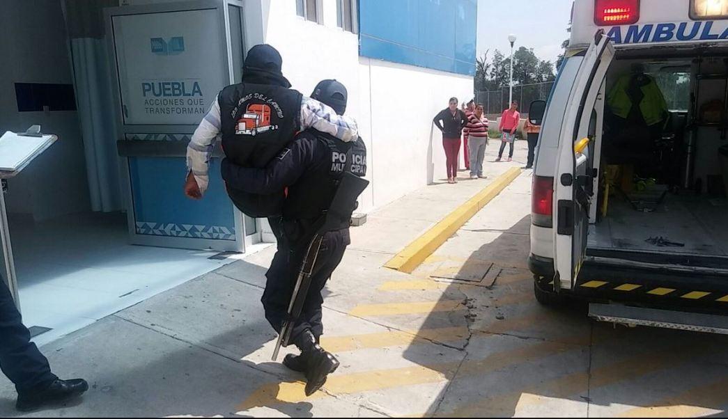 Enfrentamiento, Huachicoleros, Policías, Puebla, Hidrocarburo Robado, Patrullajes