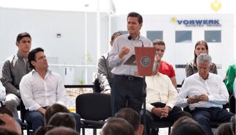 Enrique Peña Nieto en Jalisco