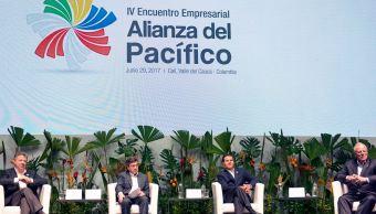 Alianza del Pacífico, EPN, México, Colombia, Perú, Chile, economía