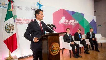 EPN, Guatemala, Jimmy Morales, visita de Estado, política, diplomacia