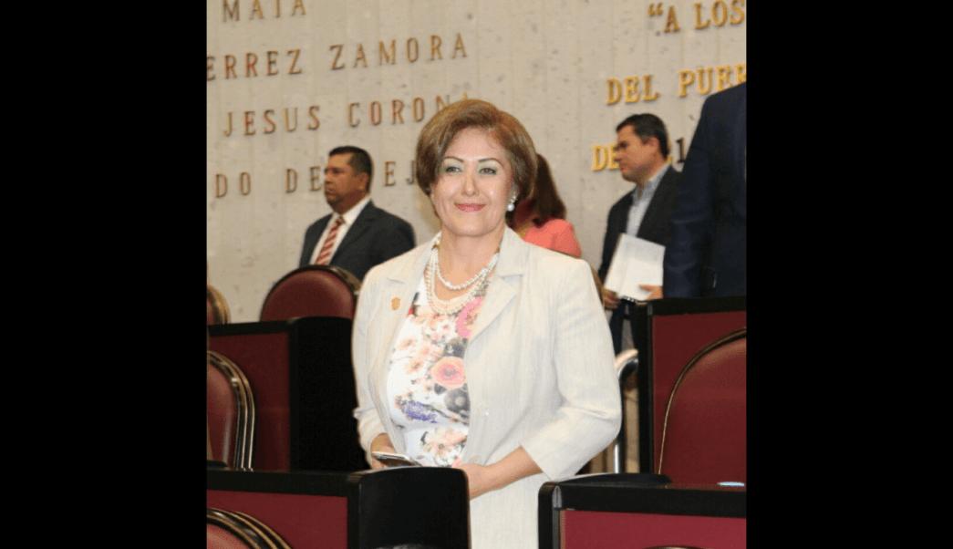 Eva Cadena, diputada de Veracruz, Morena, Veracruz