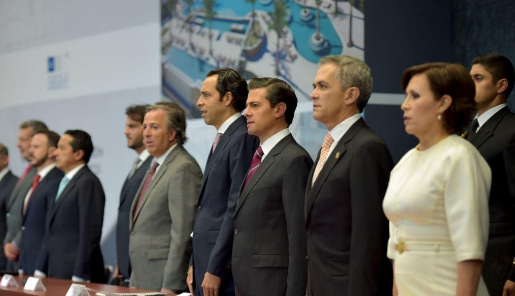 Secretaría de hacienda, Jose Antino Meade, Desarrolladores inmobiliarios, PIB, Economía,