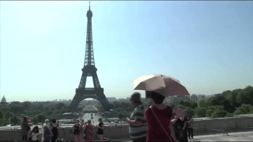 Francia, padece, inicio, verano, más caluroso, desde 1900