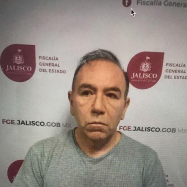 Detienen en Jalisco a Germán Tenorio Vasconcelos extitular de Servicios de Salud de Oaxaca