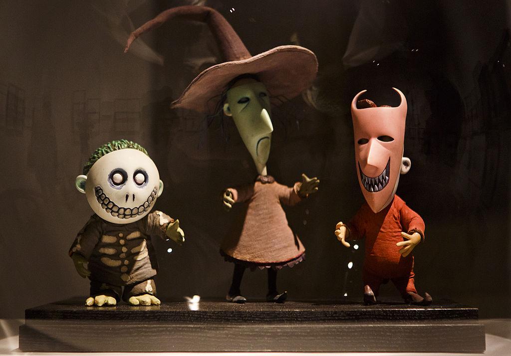 Tim Burton, Franz Mayer, películas, exhibición