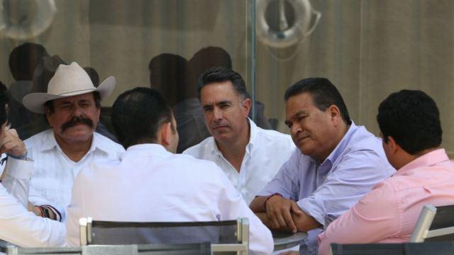Anaya llamas, Coahuila, Prep, Pan, Frente por la dignidad de coahuila, Noticias