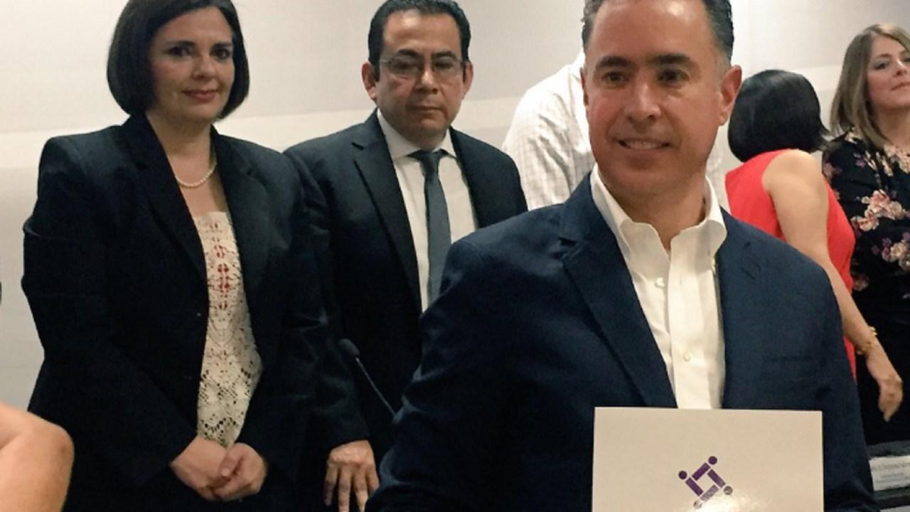 Guillermo Anaya Llamas, candidato de Alianza por Coahuila