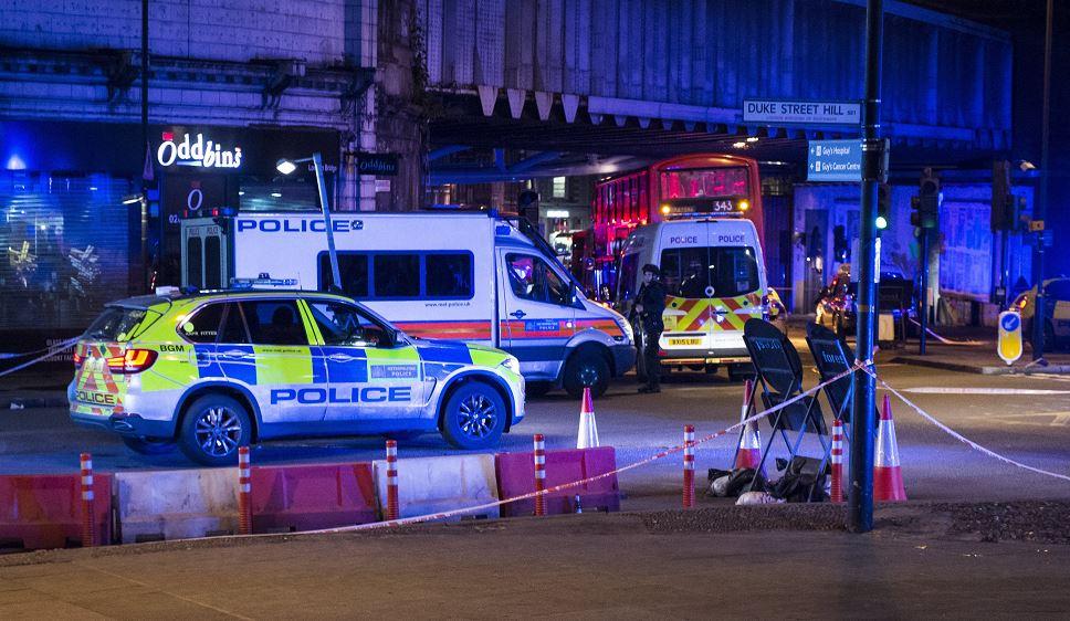 Heridos por Atentados Terroristas en Londres Atentados Terroristas en Londres Muertos Hospitales Atacantes Terrorismo