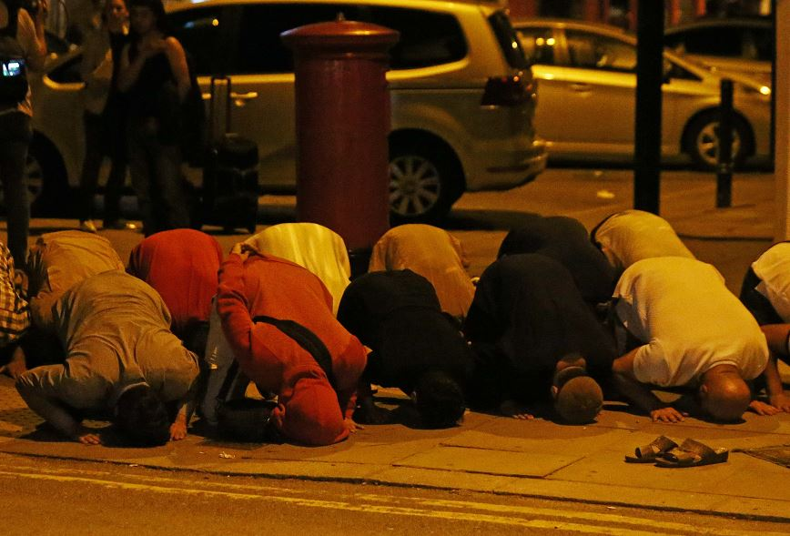 Consejo Musulmán, Islamofobia, Ataque, Mezquita en Londres, Seguridad, Terrorismo, Musulmanes