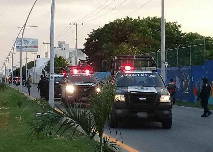Imagen de archivo de la Policía Federal en México