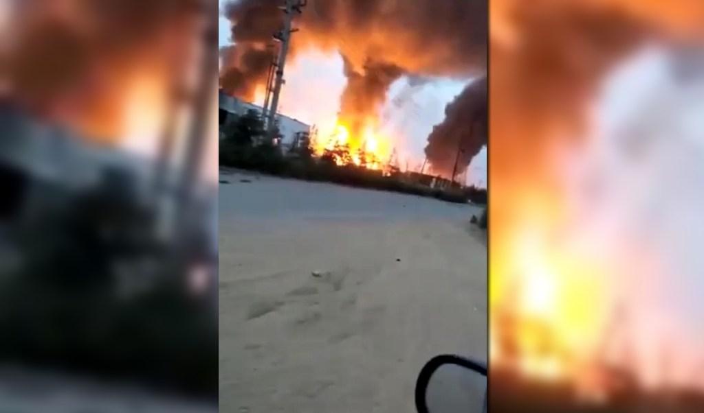 Plata petroquimica en china registra explosion