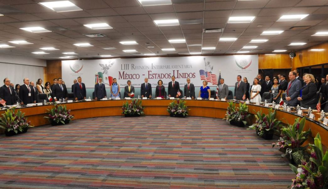 Donald trump, Congreso estados unidos, México, Interparlamentaria, Noticias, Noticieros televisa