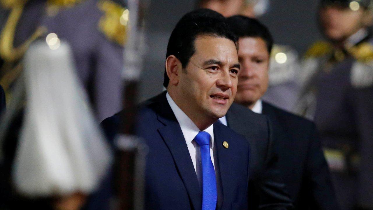 Jimmy Morales, inmunidad, corte, incendio, Guatemala, justicia,