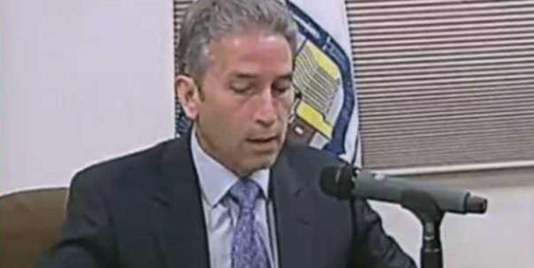 Jorge Domene, excoordinador de Comunicación Social de Nuevo Leon