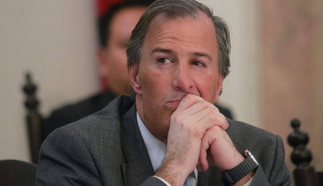 José Antonio Meade Kuribreña, secretario de Hacienda