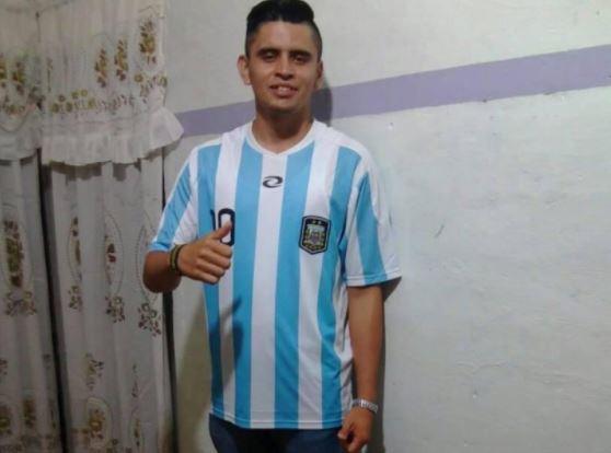 estudiante, José Gregorio Pérez, protestas en venezuela, manifestación