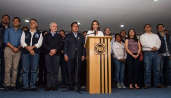 Las tendencias no me favorecen: Josefina Vázquez Mota