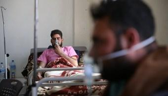 Siria, ataque químico, gas sarín, guerra, regimen, Al Assad,