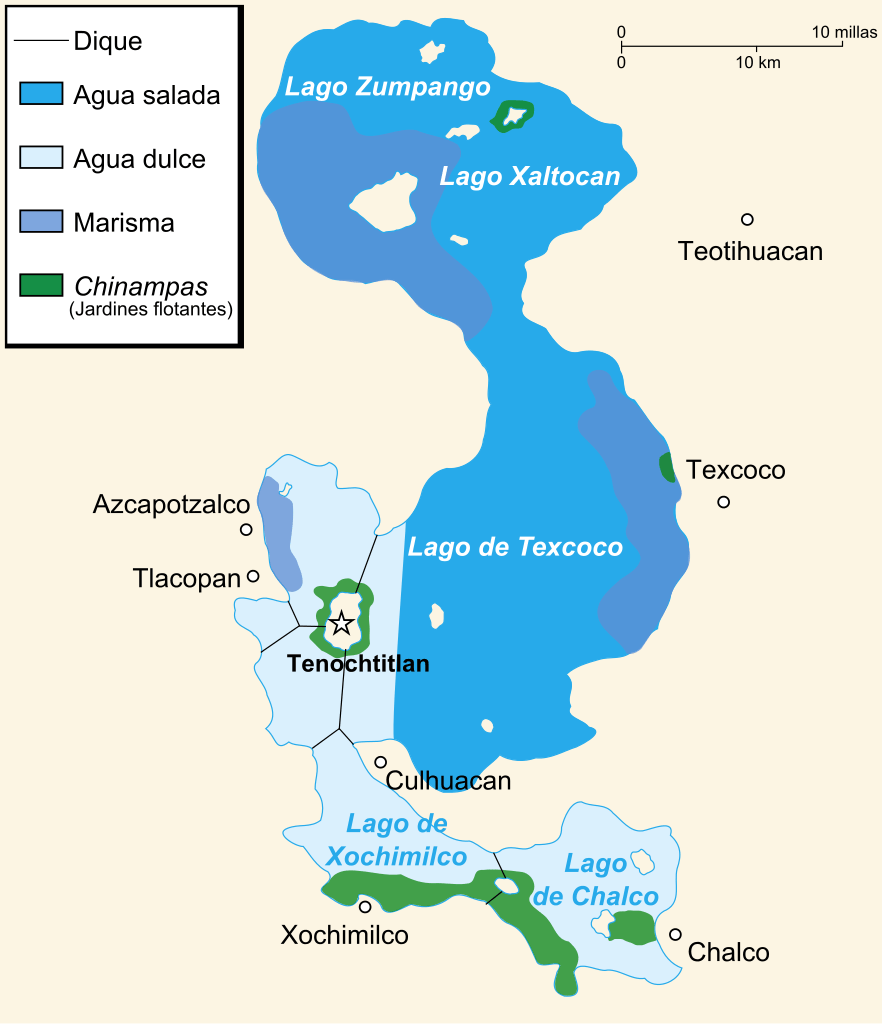 lago, ciudad de méxico