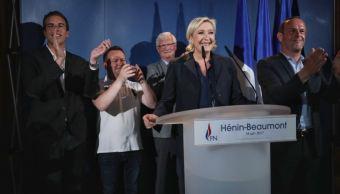 Marine le pen, Francia, Derecha francesa, Paris, Noticieros televisa, Forotv