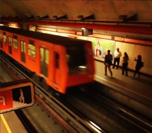 Linea 7 del metro funciona hasta san joaquin