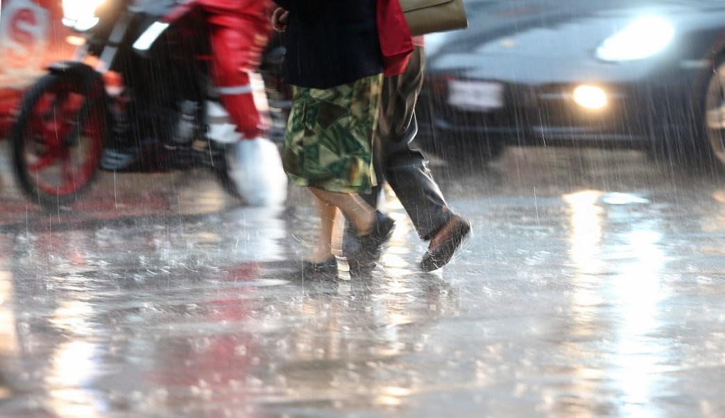 Seguirán las lluvias en la Ciudad de México; prevén 25 grados centígrados