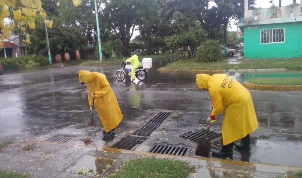 Activan, Plan tormenta, Cancún, Cindy, Quintana Roo, Clima