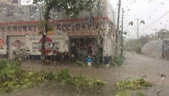 Tormenta, Inundacion, Tuxtla gutierrez, Chiapas, Lluvia, Clima