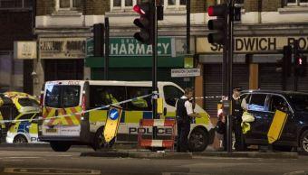 lONDRES, ATENTADO, TERRORISMO, ATENTADO TERRORISTA, MUERTOS, HERIDOS, ATACANTES