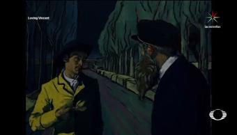 Loving Vincent, película, óleo, Vincent Van Gogh, arte, fotografía
