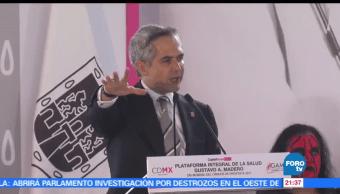 Mancera, asegura, defenderá, proyecto, Metrobús, reforma
