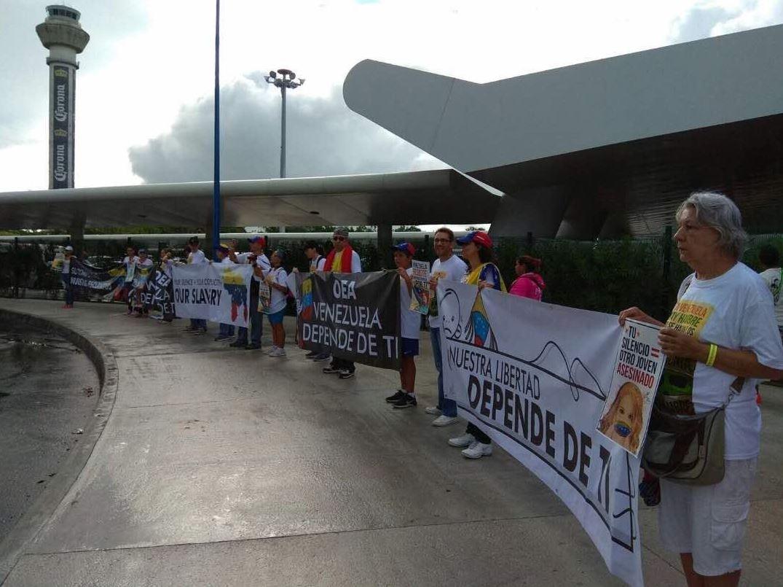Situación en Venezuela llama a buscar soluciones inmediatas — Almagro