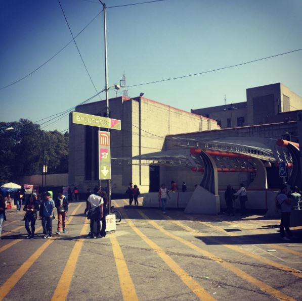 Metro, Balderas, STC, transporte, estación, SCT