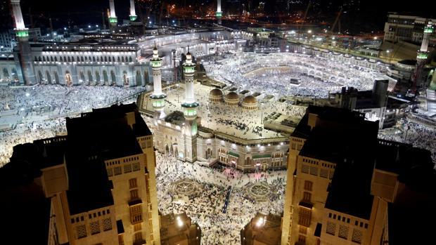 Terrorismo, atentado, La Meca, religión, Policía, peregrinos,