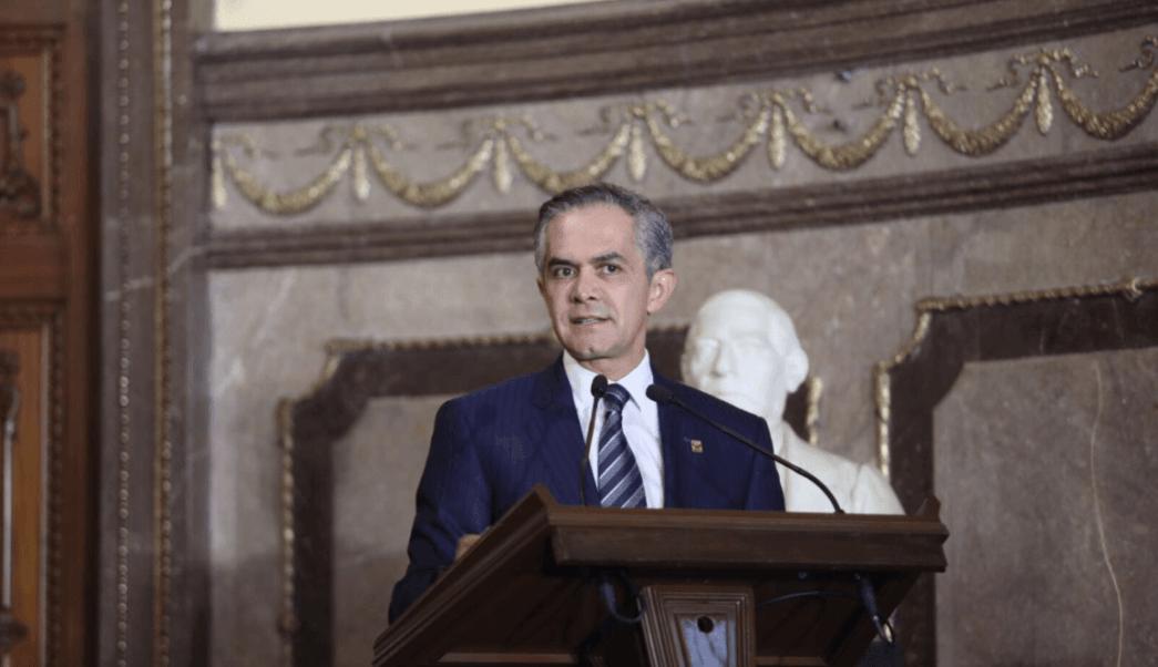 Miguel Ángel Mancera, jefe de gobierno (1)