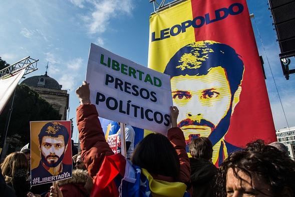 Venezuela, opositor, protestas, crisis, Maduro, Leopoldo López,
