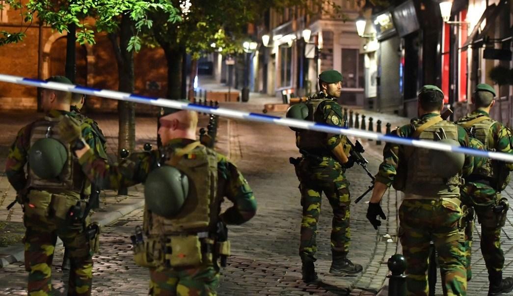 Terrorismo, Bruselas, Fiscalía, muere, atacante, estación,