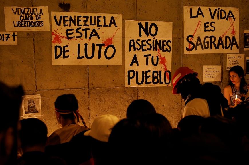 Venezuela, Maduro, protestas, Oposición venezolana, crisis, muertos,