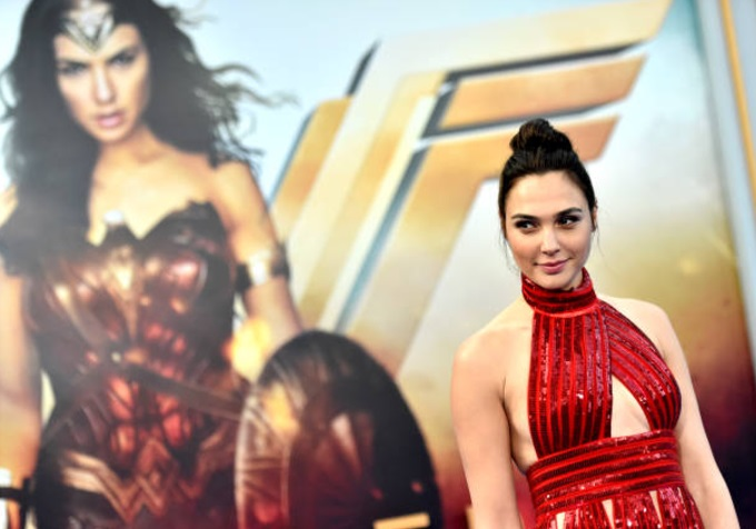"Gal Gadot interpreta la ""Mujer Maravilla"" (Getty Images)"
