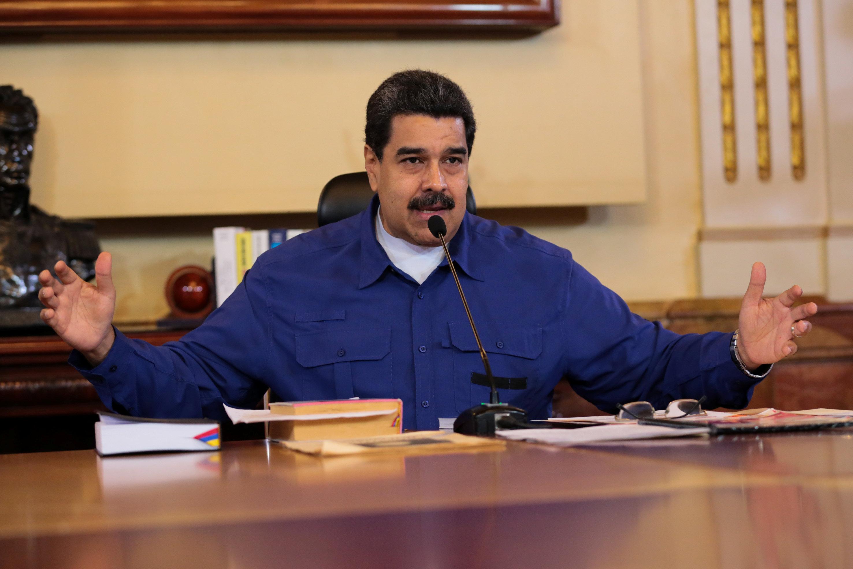Liberados periodista y camarógrafos retenidos en Caracas