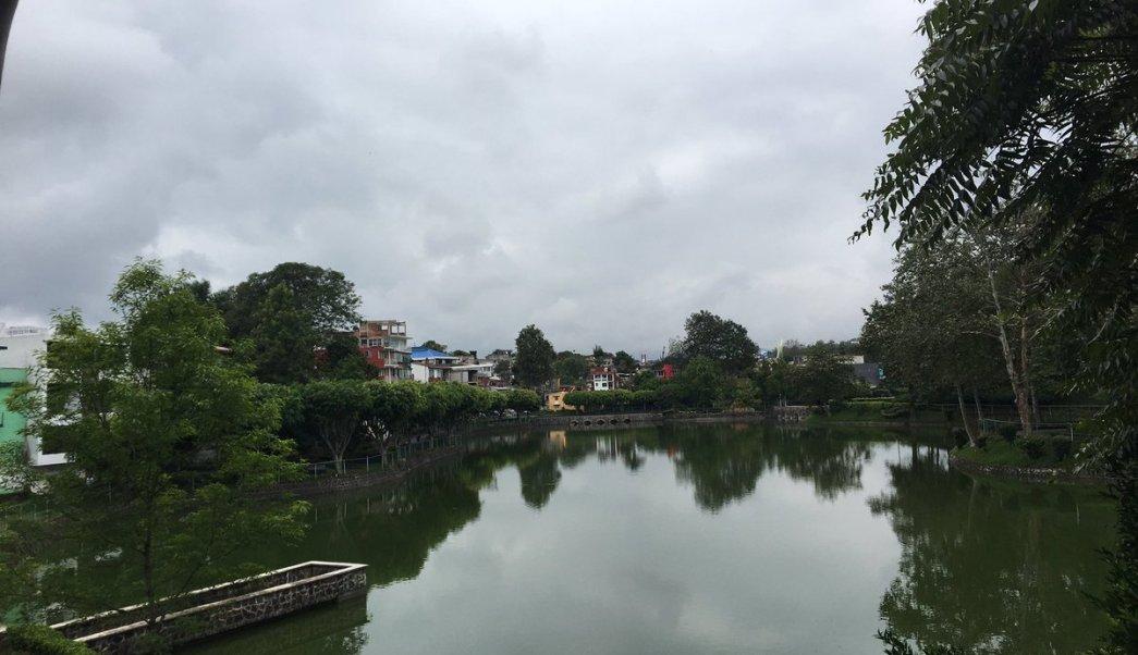 Nublado y ambiente fresco en Xalapa