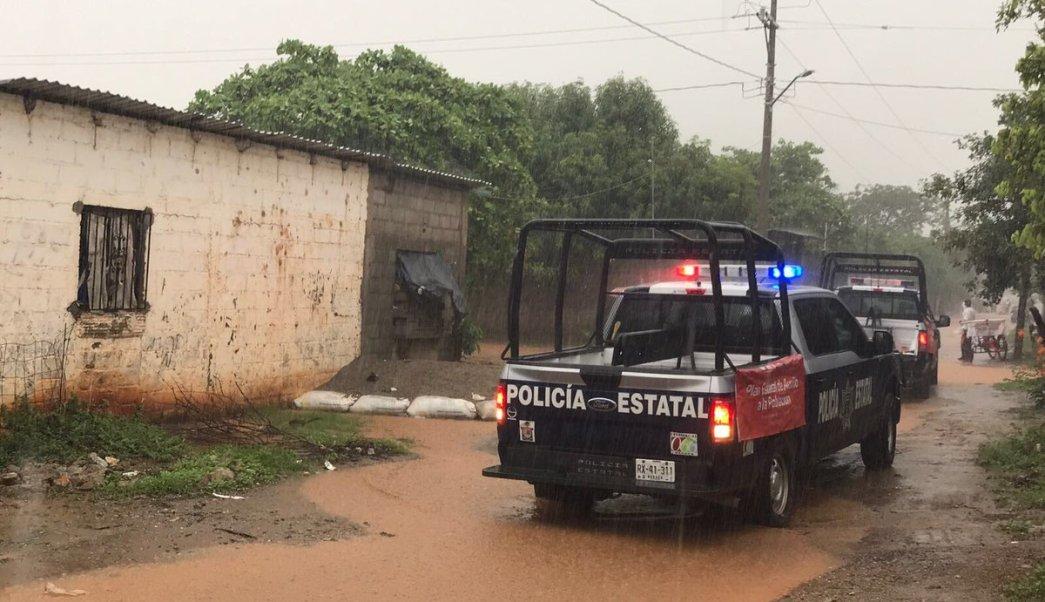Oaxaca mantiene suspensión de clases por intensas lluvias