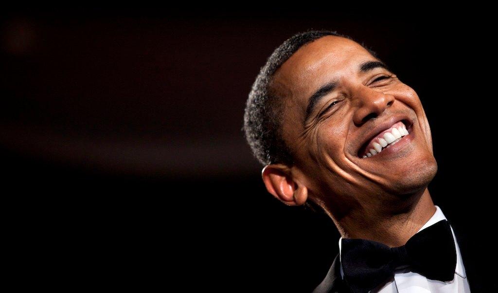 Barack Obama, Michelle Obama, 8 años, esmoquin