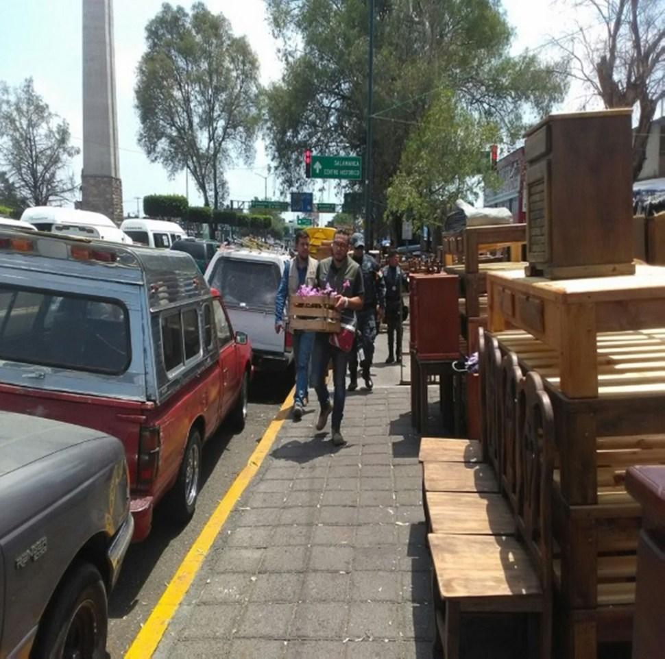 Operativo de Profepa en Morelia, Michoacán