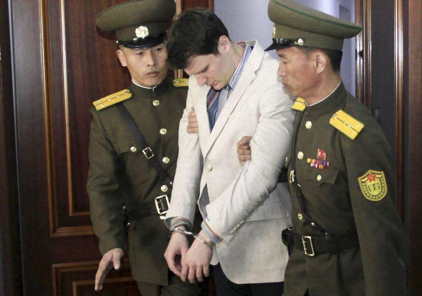 Estudiante, EU, Torturado, Corea del Norte, Otto Warmbier, Prisión, Coma
