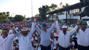 Coahuila, PAN, Guillermo anaya, Votos, Jornada electoral, Noticias