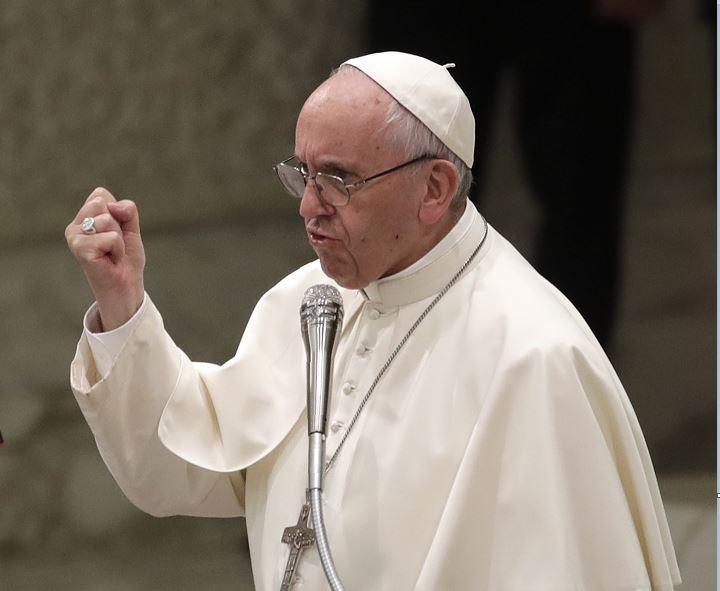 El papa Francisco visitara Colombia en septiembre