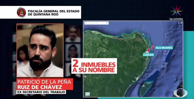 Patricio de la Peña, investigado por la Fiscalía de Quintana Roo (Noticieros Televisa)