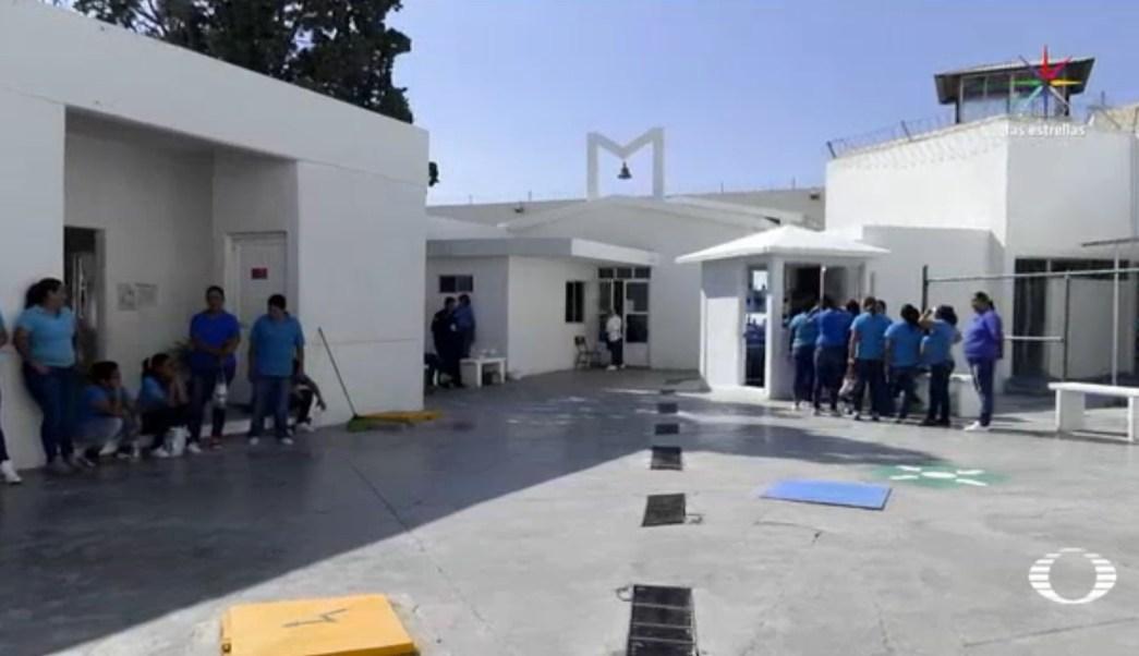 Santillo, Coahuila, CNDH, penal, cárcel, seguridad, ddhh